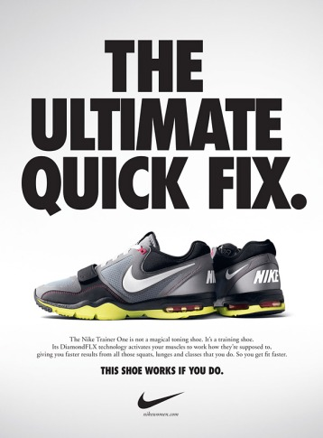 Photo Courtesy Of: http://welcometothealist.files.wordpress.com/2010/09/nike-trainer-one-the-ultimate-quick-fix3.jpeg